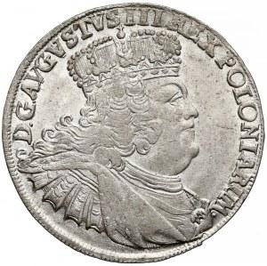 August III Sas, Ort Lipsk 1756 EC