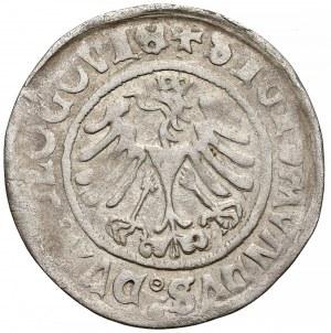Zygmunt I Stary, Grosz Głogów 1506 - z datą