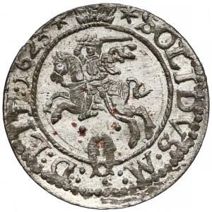 Zygmunt III Waza, Szeląg Wilno 1623 - kropki - piękny