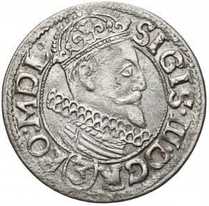 Zygmunt III Waza, Trzykrucierzówka Kraków 1617