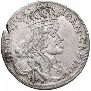 Jan II Kazimierz, Ort Kraków 1656 IT - IC