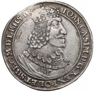 Jan Kazimierz, Talar Gdańsk 1649 GR