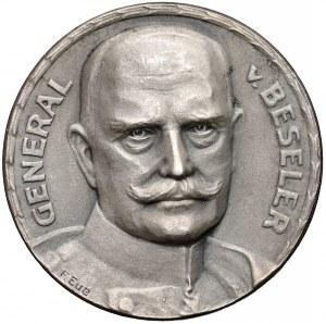 Niemcy, Generał Beseler, Medal zdobycie Twierdzy Modlin 1915