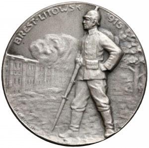 Niemcy, Mackensen, Medal za zdobycie Brześcia