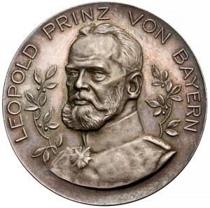 Niemcy, Leopold Bawarski, Medal za zdobycie Warszawy 1915