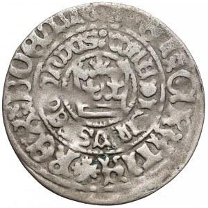 Czechy, Władysław II Jagiellończyk (1471-1516), Grosz Praski - dwukropek