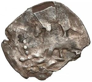 Litwa, Władysław Jagiełło, Denar 1387-1392