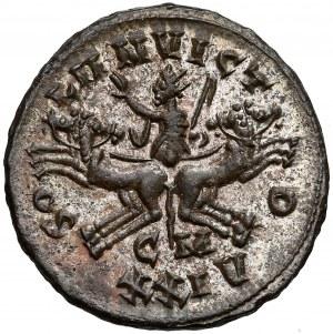 Probus (276-282), Antoninian - rydwan Słońca