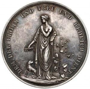 Niemcy, Medal nagrodowy Emden 1851 r.