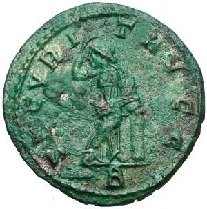 Galeriusz (jako Cezar 293-305), Aurelianus / Radiat - rzadki