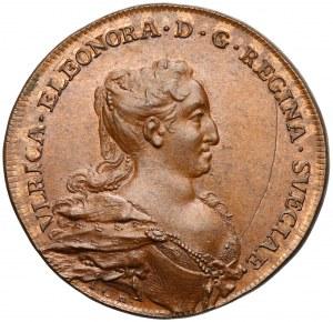 Szwecja, Medal suity Hedlingera, Ulryka Eleonora