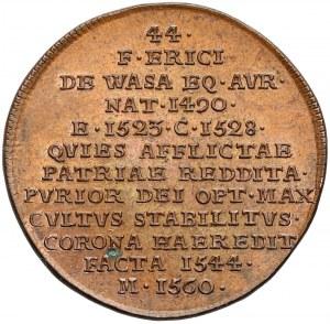 Szwecja, Medal suity Hedlingera, Gustaw I Waza