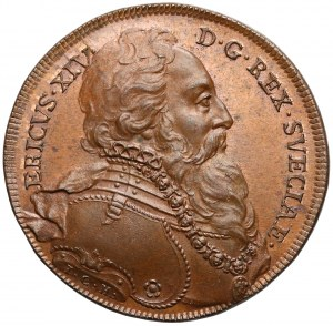 Szwecja, Medal suity Hedlingera, Eryk XIV Waza
