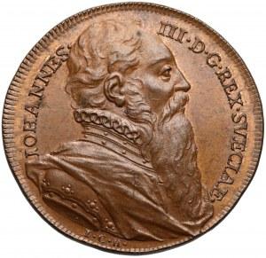 Szwecja, Medal suity Hedlingera, Jan III Waza