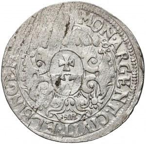 Karol X Gustaw, Ort Elbląg 1657 NH - rzadki
