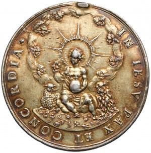 Niemcy, Medal pokoju 1628 (Dadler)