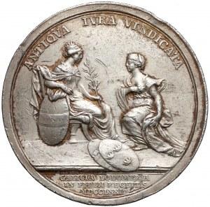 Galicja i Lodomeria, Medal Antiqva Ivra Mindicata 1773 r.
