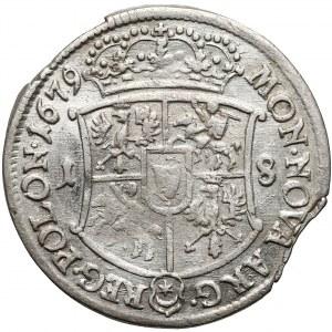 Jan III Sobieski, Ort Bydgoszcz 1679 - ładny i rzadki