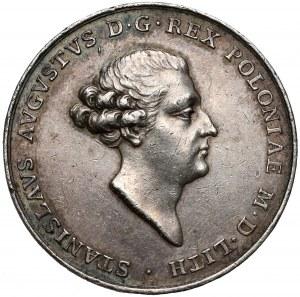 Poniatowski, Medal koronacyjny 1764 r. (Pingo)