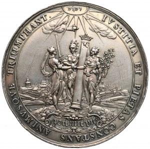Saksonia, Bitwa w Breitenfeld 1631 r. (Dadler)
