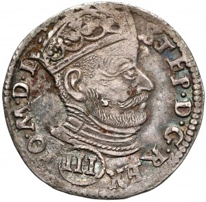 Stefan Batory, Trojak Wilno 1580 - (III) - rzadki