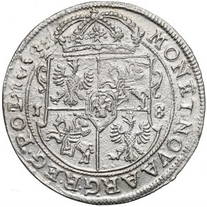 Jan II Kazimierz, Ort Bydgoszcz 1668 TLB - ładny