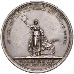 Niemcy, Berlin, Medal z Ostatnią Wieczerzą (Loos)