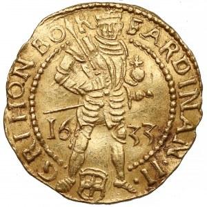 Niderlandy, Zwolle, Ferdynand II, Dukat 1633