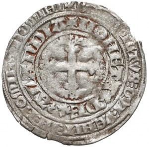 Niderlandy, Biskupstwo Utrecht, Jan von Verenburg (1364-1371) podwójny grosz