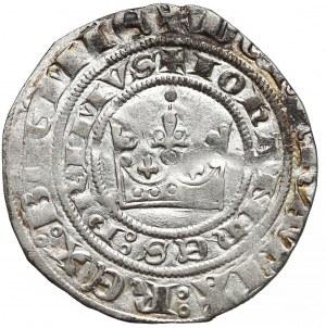 Czechy, Jan I Luksemburski (1310-1346), Grosz praski - _+*
