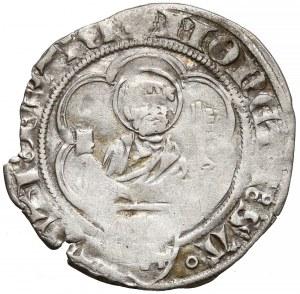 Belgia, Liege, Jean d'Arckel (1364-1378), Grosz Maastricht