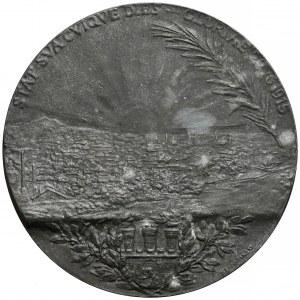 Medal Böhm-Ermolli dowódca wojsk zajmujących Lwów 1915 (Chodziński)