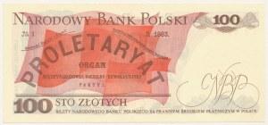 100 złotych 1986 - LZ