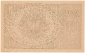 1.000 mkp 05.1919 - Ser.I