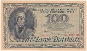 100 mkp 02.1919 - Ser.L