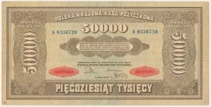 50.000 mkp 1922 - A