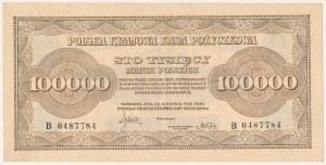 100.000 mkp 1923 - B