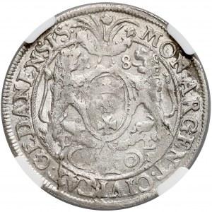 Jan II Kazimierz, Ort Gdańsk 1660 DL - SUE