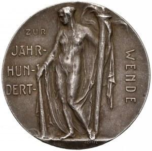 Niemcy, Medal Przełom wieków 1900-1901 (Oertel)