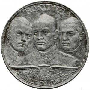 Medal Pamięci poległych pod Rokitną (J. Raszka)