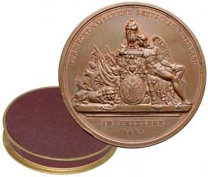 Austria, Medal Poległym w wojnie niemiecko-duńskiej 1864 (J. Roth)