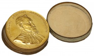 Medal Maciej Leon Jakubowski 1907 (Raszka)
