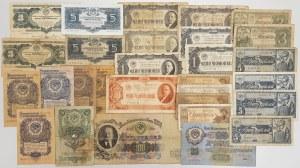 Rosja, ZSRR 1932-1947 - zestaw (29szt)