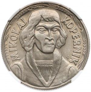 10 złotych 1969 Kopernik - NGC MS67 (Max NGC)