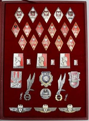 Album Odznak WP (33 odznaki)