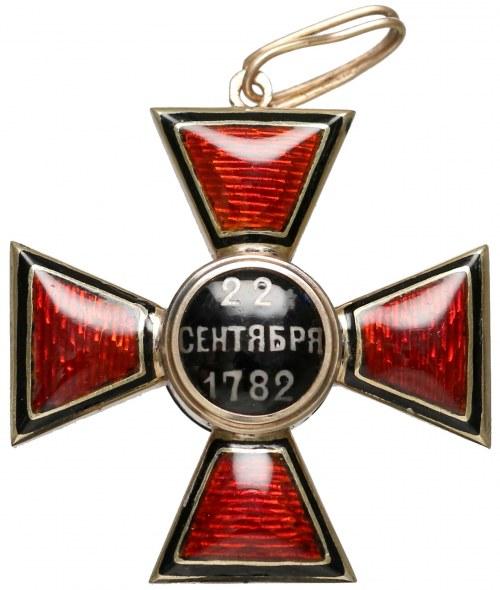 Rosja Order Świętego Włodzimierza IV Klasy