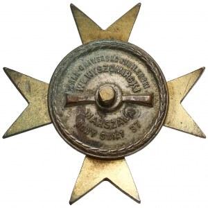Odznaka Centrum Wyszkolenia Sanitarnego (Wyszomierski)