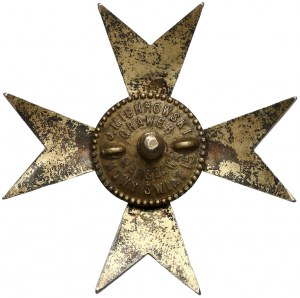 Odznaka Centrum Wyszkolenia Sanitarnego (Michrowski)