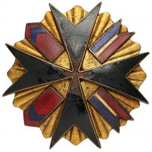 PSZnZ, Odznaka 12 Pułk Ułanów Podolskich 3 DSK