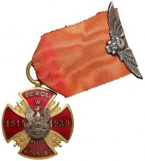Odznaka pamiątkowa Związku Towarzystw Gimnastycznych